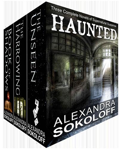 The Haunted Box Set